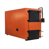 Пиролизный твердотопливнный промышленный котел БТС 500 Премиум