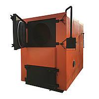 Пиролизный твердотопливный котел БТС-360 Премиум
