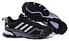 Женские кроссовки Adidas Marathon 15 беговые Адидас Марафон черные