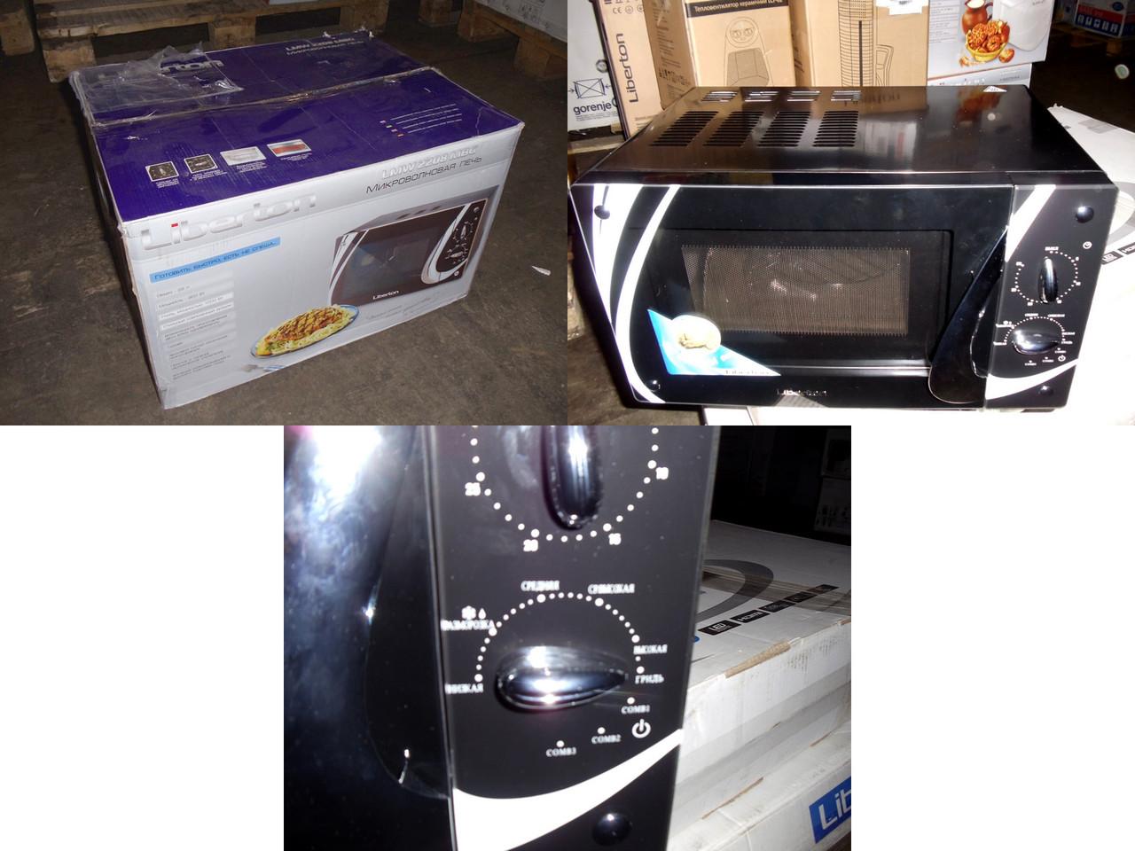 Микроволновка LIBERTON LMW 2208 MBG(2512G)
