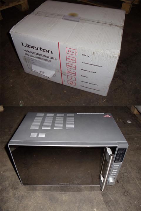 Микроволновка LIBERTON LMW-2302-E-GG