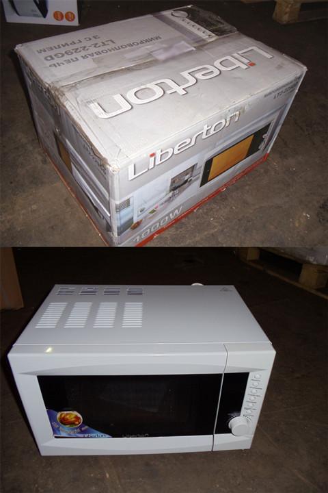 Микроволновка LIBERTON LT2-229GD гриль