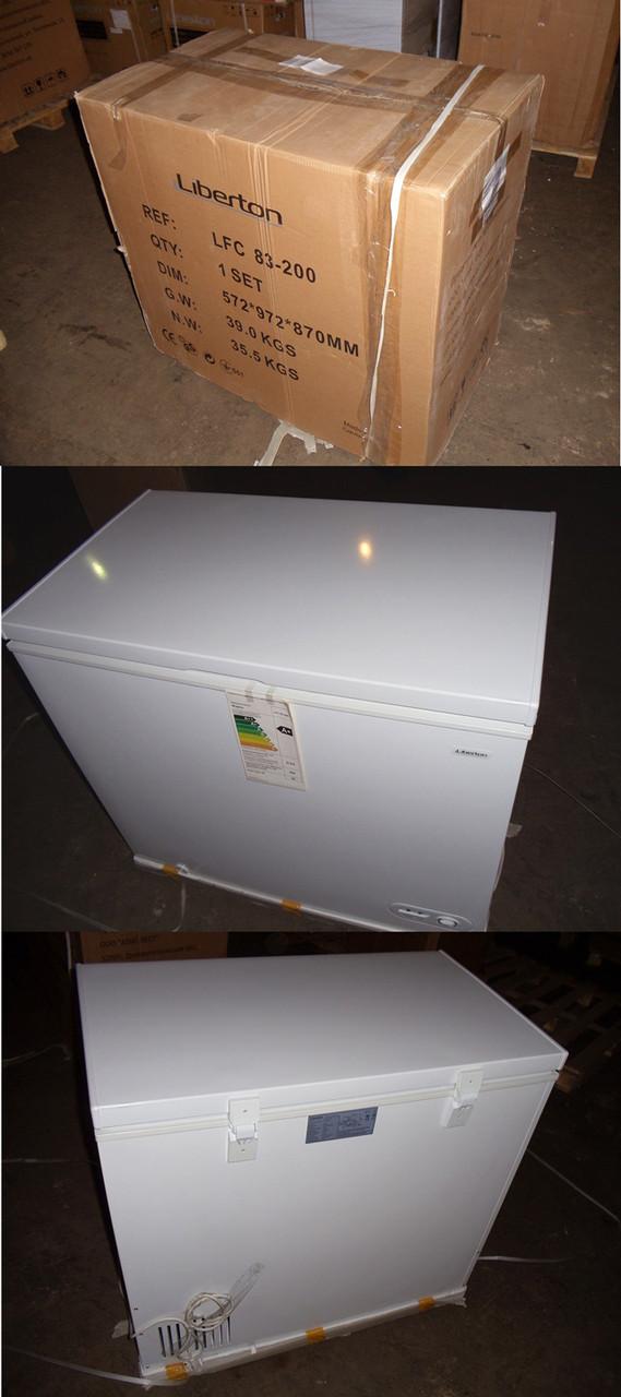 Морозильный ларь LIBERTON LFC 83-200