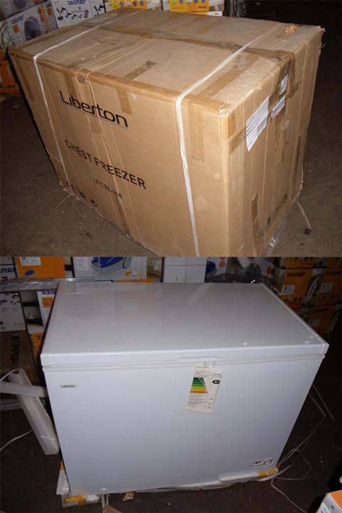 Морозильный ларь LIBERTON LFC 88-300
