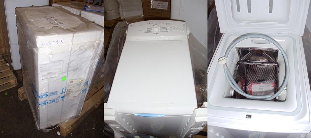 Стиральная машина WHIRLPOOL AWE 6415