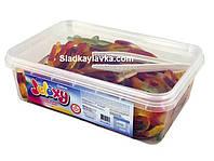 Желейная конфета Черви Jelaxy 600 г (Elvan)