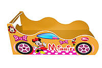 """Кровать машина """" Мини Маус """" , фото 1"""