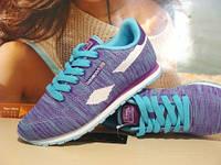 Кроссовки для бега BaaS ADRENALINE GTS фиолетовые 37 р., фото 1