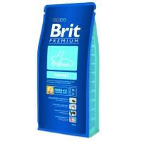 Brit Premium Puppies для щенков всех пород 15кг.