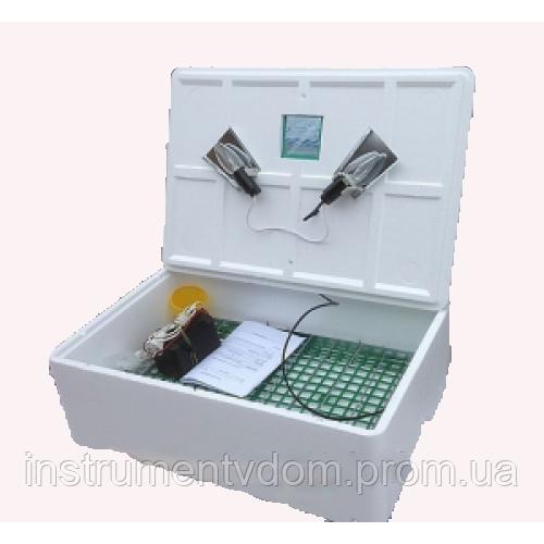 """Инкубатор для яиц """"Наседка"""" ИБМ-140 с механическим переворотом"""