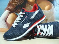 Мужские кроссовки для бега BaaS ADRENALINE GTS синие 43 р.