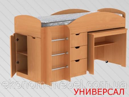 Кровать двухъярусная Универсал