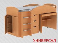Кровать двухъярусная Универсал, фото 1