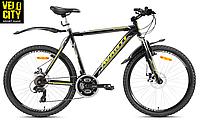 """Велосипед Avanti METEORITE 26"""" 2016  черно-желтый"""