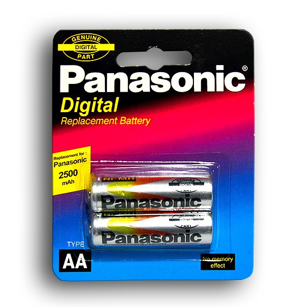 Акумулятор Panasonic R6 2500 mAh