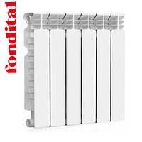 Алюминиевый радиатор Fondital Exclusivo 500/97