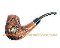 Курительная трубка ручной работы Ланцелот, оригинальный сувенир