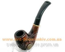 Курительная трубка Сармат ручной работы, оригинальный подарок, фото 2