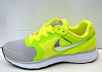 Кроссовки женские весна-лето Nike DYNAMIC желтые NI0010