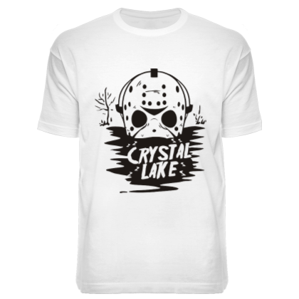 "Футболка ""Crystal Lake"""