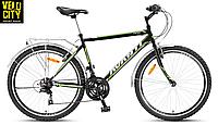 """Велосипед Avanti PILOT 26""""  черно-зеленый"""