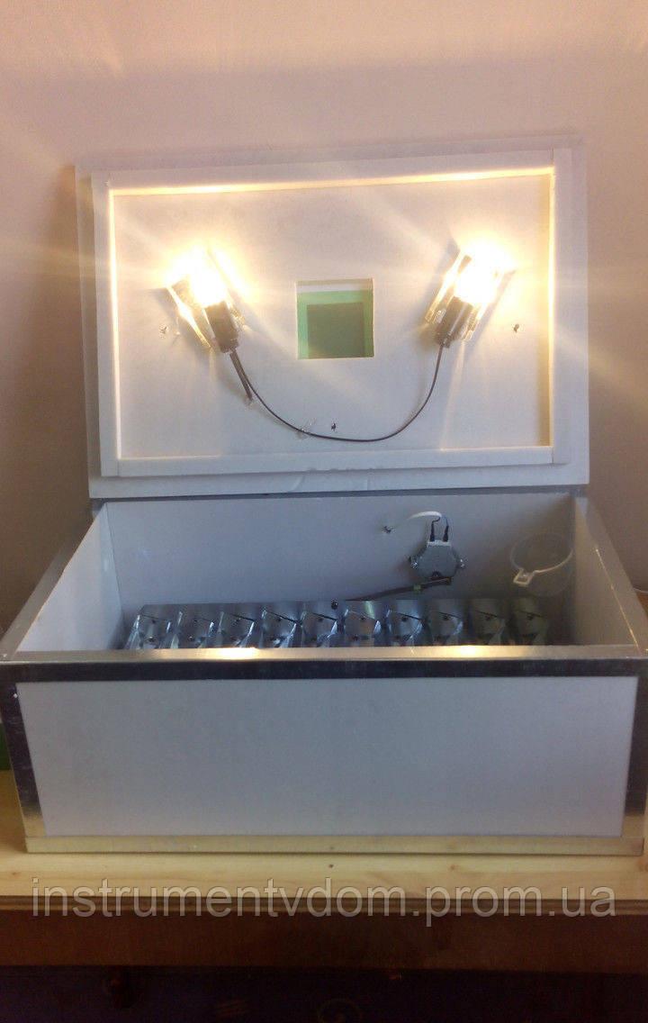 """Инкубатор для яиц """"Наседка"""" ИБ-70 с автоматическим переворотом"""