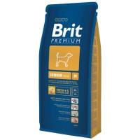 Brit Premium Senior M для стареющих собак средних пород 15кг
