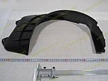 Дифузор радіатора вентилятора Ваз 2105-2107 голий (пластик) 2105-1309016-10, фото 4