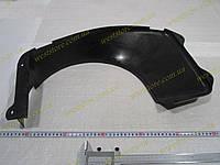 Диффузор радиатора вентилятора Ваз 2105-2107  голый (пластик) 2105-1309016-10, фото 1