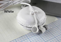 Популярные наушники Macarons Sibyl M-85, белый