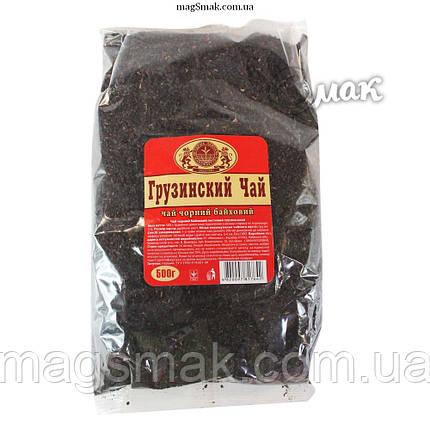 Грузинский чай, черный, листовой, 0,5 кг, фото 2