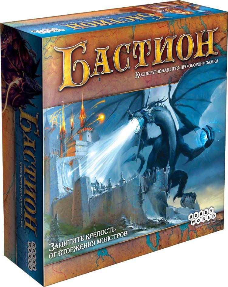 Настольная игра Бастион (Bastion) Hobby World