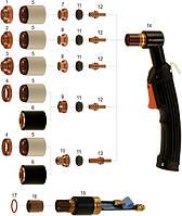 Комплектующие к горелки MAX70, MAX100, PAC130/M HYPERTHERM