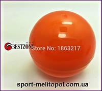Шары для лототрона 75 шт. 40 мм Разъёмные. На выбор: оранжевый, красный, зеленый, фиолетовый, желтый, розовый.