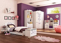 """Детская комната для девочки """"Орхидея"""""""