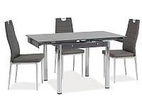 Стол Signal GD-083 серый