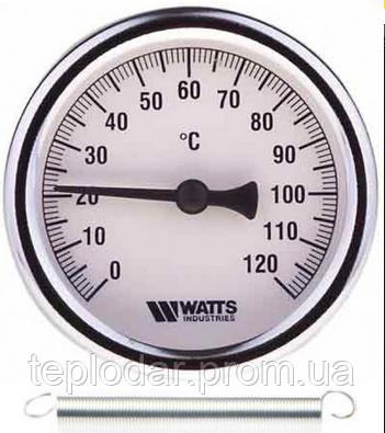 Термометр накладной WATTS TBO63 0-120°
