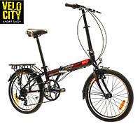 "Optimabikes Holmes 20"" складной велосипед, фото 1"