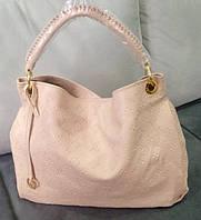 Сумка Louis Vuitton нежно-розовая