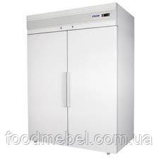 Морозильный шкаф POLAIR CB114-S двухдверный