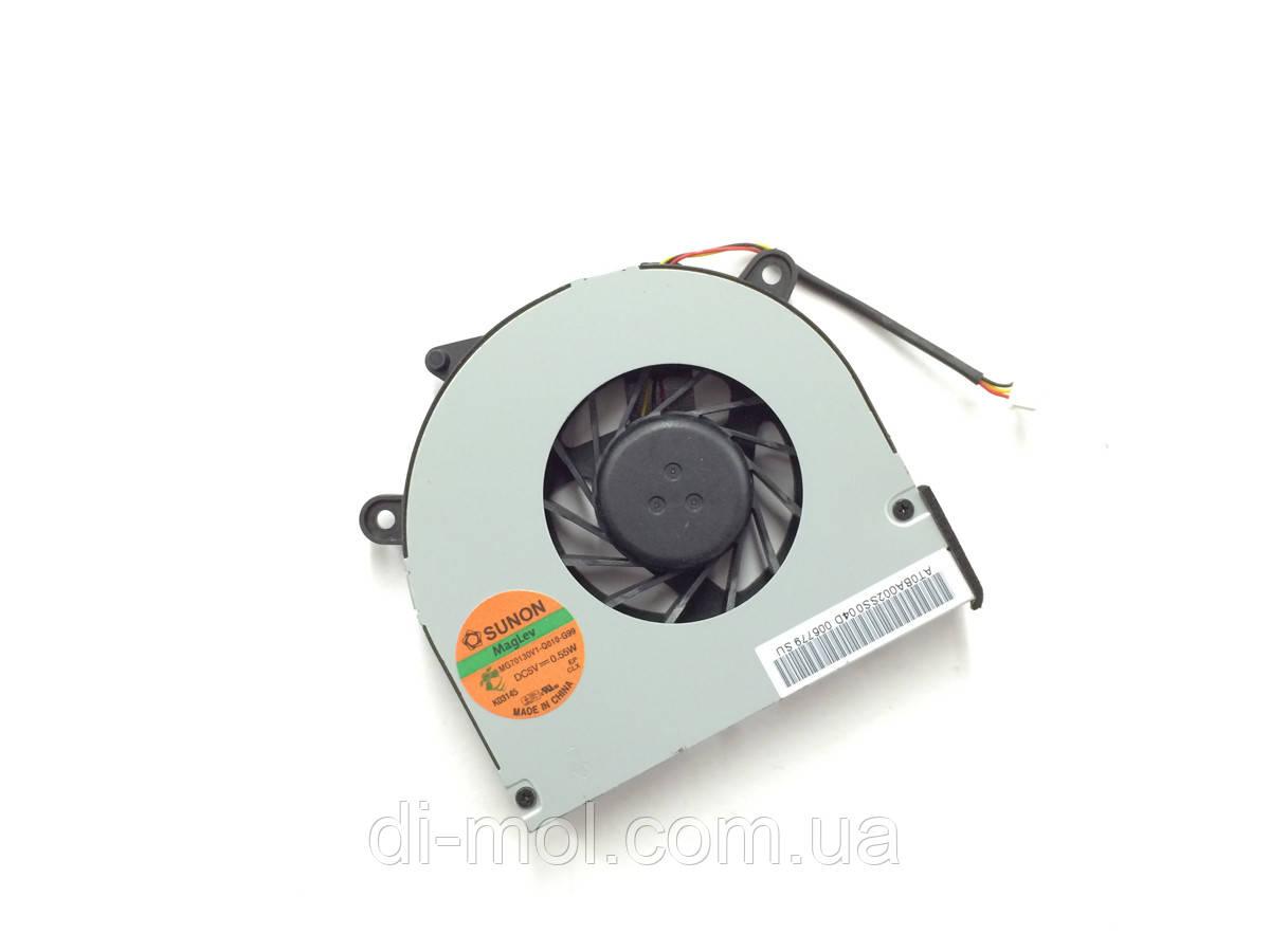 Вентилятор для ноутбука Acer Aspire 4740, 4740G series, 3-pin, (integration)