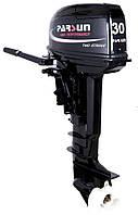 Двухтактный лодочный мотор Parsun T30 BMS