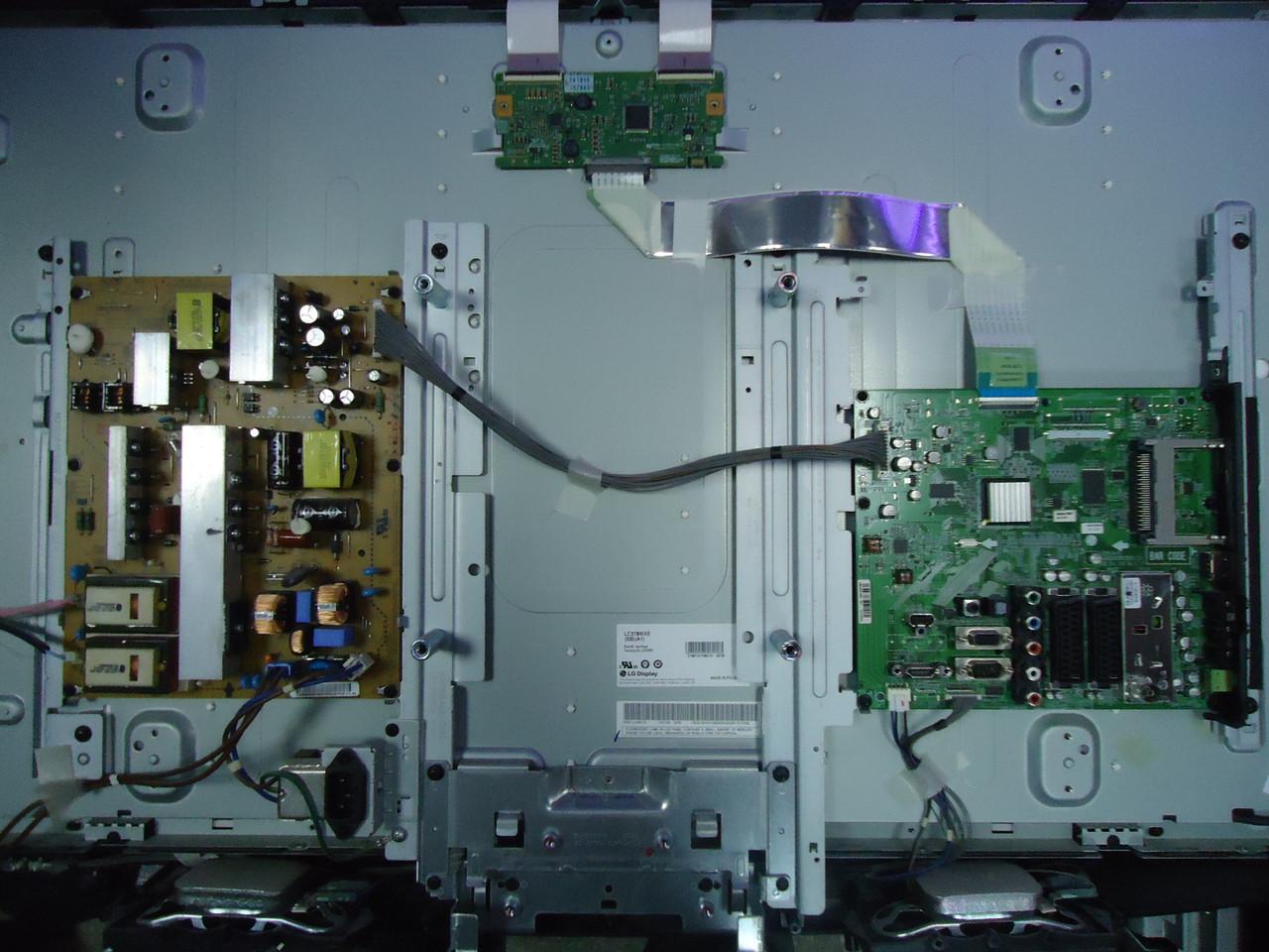 "Телевизор 37"" LG 37LH2010 на запчасти (EAX60686904, EBL60658001, EAX55357701/34)"
