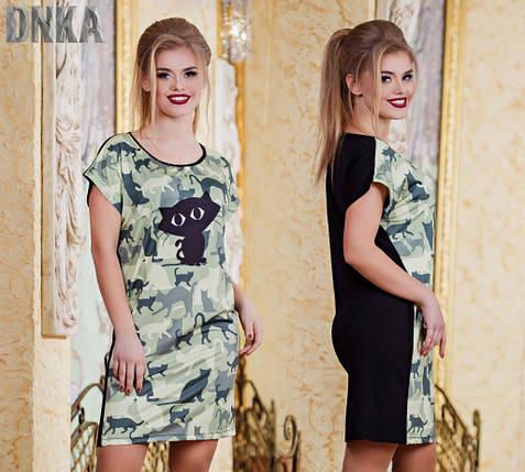 Платье с котами, фото 2