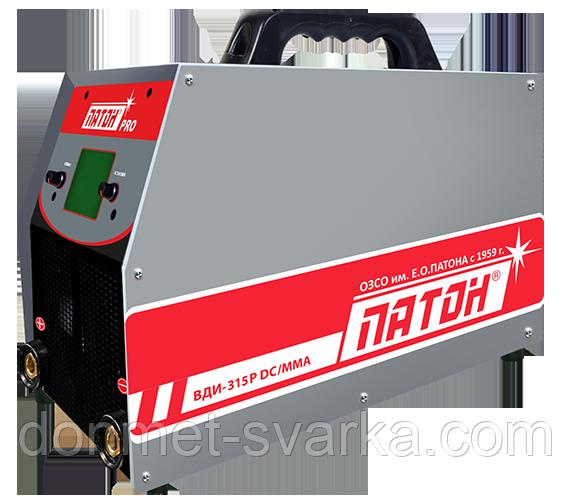 Сварочный инверторный аппарат ВДИ 315Р DC MMA Цифровой