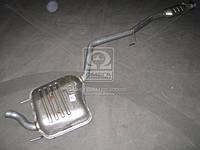 Глушитель с резонатором Mercedes W202 1.8 kat ( Polmostrow), 13.164