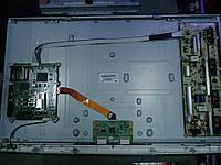 "Телевизор 40"" Samsung LE40B550A5W на запчасти (Ткон FHD60C4LV1.0, Шлейфы), фото 1"