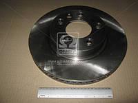 Диск тормозной PORSCHE/VW CAYENNE/TOUAREG передн. лев. вент. ( ABS), 17500
