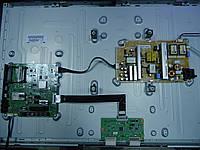 """Телевизор 40"""" Samsung LE40C530F1W на запчасти (BN44-00340B L40F1, SSB400_12V01, F60MB4C2LV0.6 ), фото 1"""