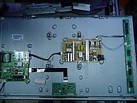 "Телевизор 40"" Samsung LE40C550J1W на запчасти (BN07-00800A, BN44-00340B), фото 1"